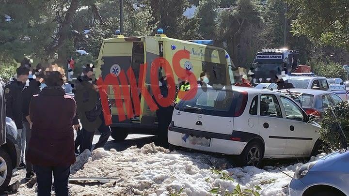 Εκάλη: Εντοπίστηκε νεκρός μέσα σε αυτοκίνητο