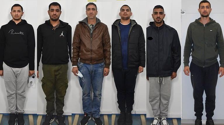 Αυτά είναι τα μέλη σπείρας που έκλεβαν σπίτια και αυτοκίνητα σε Διόνυσο, Ωρωπό, Νέα Μάκρη και Μαραθώνα