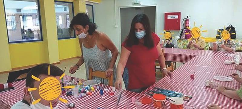 Εθελοντισμός και συνεργασία της Εστιας Διονύσου με την ΠΕΓΚΑΠ της Άνοιξης – ΣΥΝΔΗΜΙΟΥΡΓΩ