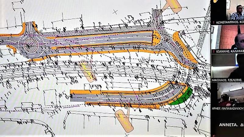 Αντί για υπογειοποίηση των γραμμών…υπογειοποίηση του δρόμου